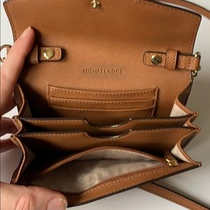 Michael Kors Bags - Michael Kors Crossbody mini wallet
